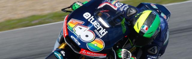 Jerez Test Moto2 19 20 y 21 de febrero de 2013