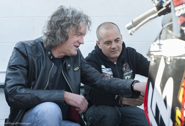 Antonio Maeso Top Gear