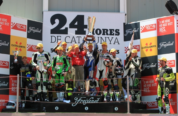 montmelo-podium