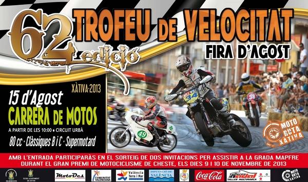Cartel Xàtiva 2013