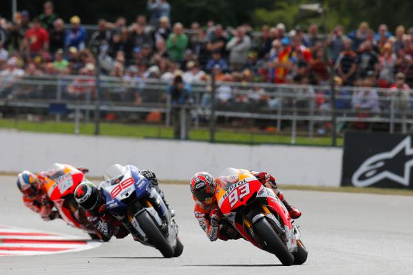 12 GP Inglaterra 29, 30, 31 y 1 de septiembre de 2013
