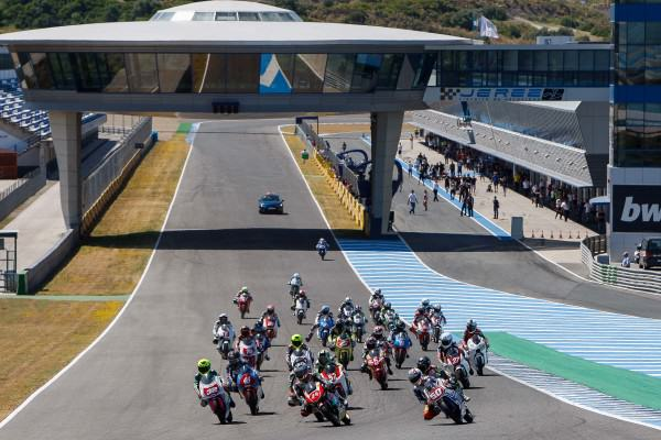 Salida Pre Moto 3 Jerez 2013