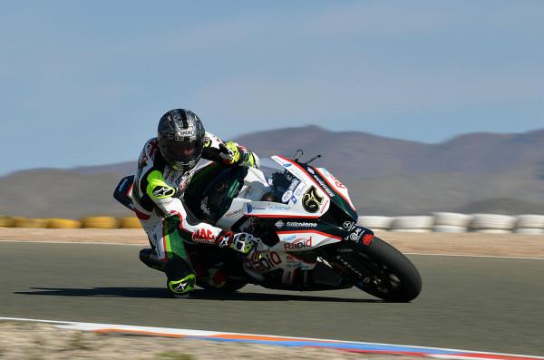 Almeria British Superbike Official Preseason Test 2014