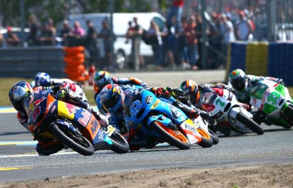 Miller, Moto3 race, French MotoGP 2014