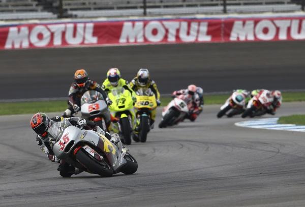 Kallio, Moto2 race, Indianapolis MotoGP 2014