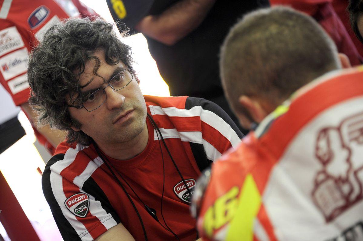 Filippo Preziosi - Foto: © Ducati Press