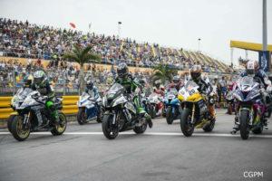 Horarios del Gran Premio de Macao 2016