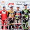 Pódium Superbike Final