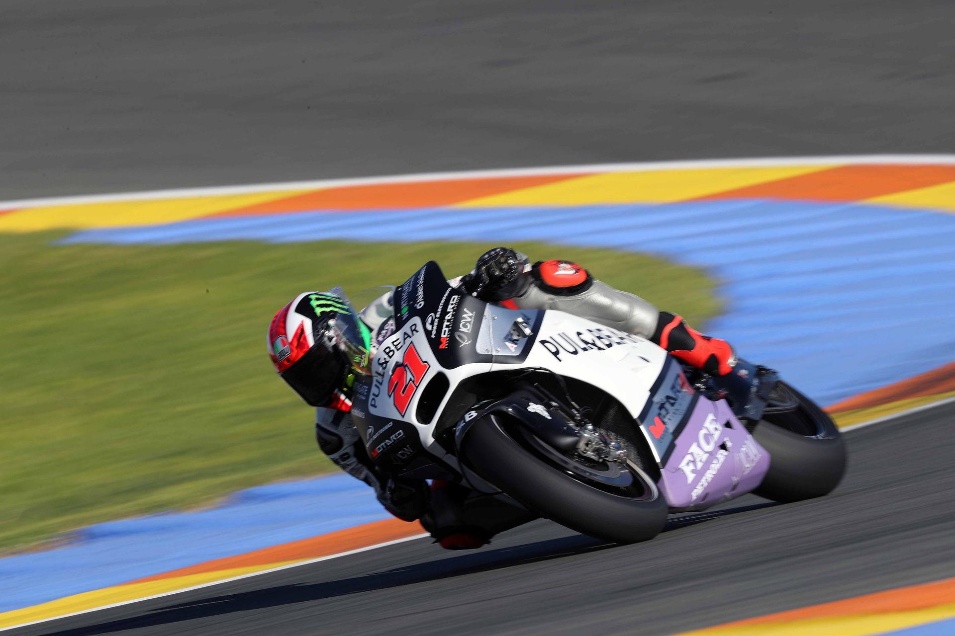 Pecco Bagnaia Ducati MotoGp