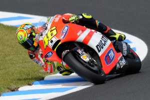 Rossi-Ducati