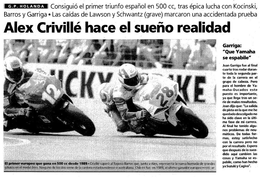 Noticia El Mundo Deportivo