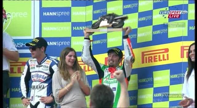 Max Biaggi, Campeón del Mundo de Superbikes 2010