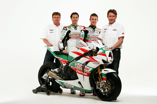 Ten Kate castrol Honda