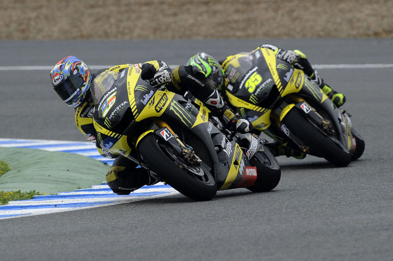Colin Edwards Cal Crutchlow