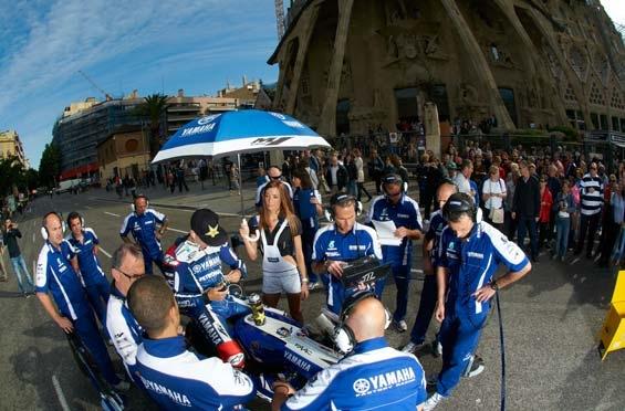 Yamaha Barcelona