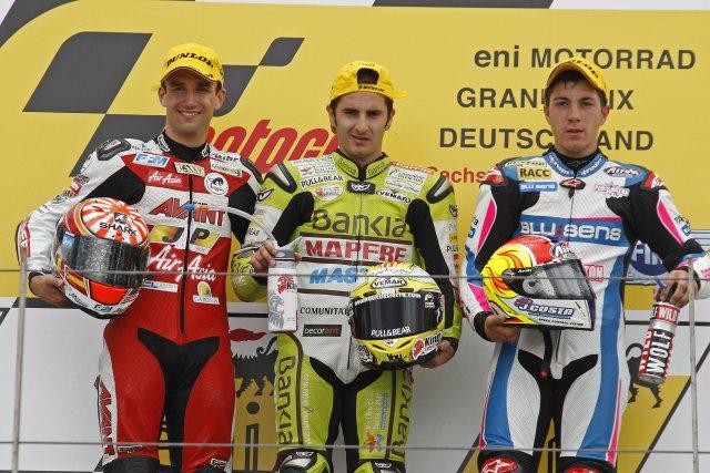 podium 125cc