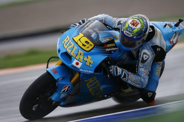 Bautista, Valencia MotoGP 2011