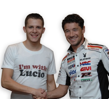 Stefan and Lucio