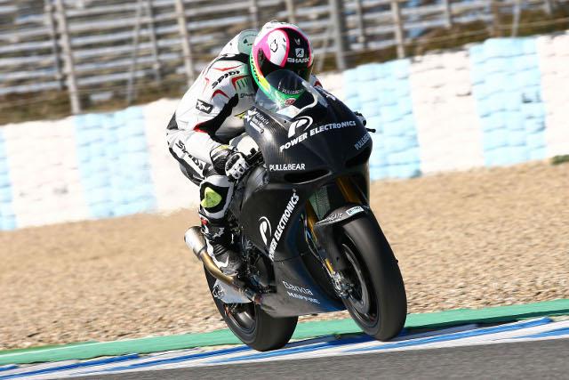 Alex Espargaro, Aspar Aprilia, CRT Test Jerez Feb 2012