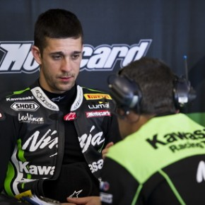 2012 WSBK, Kawasaki Racing Team, Phillip Island Test