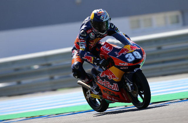 Salom, Moto3, Jerez MotoGP tests, March 2013