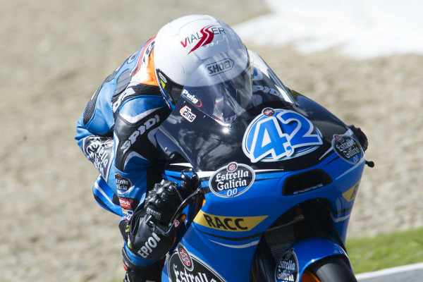 MotoGP 2013 - Monlau Team 001 Moto3 Test Jerez