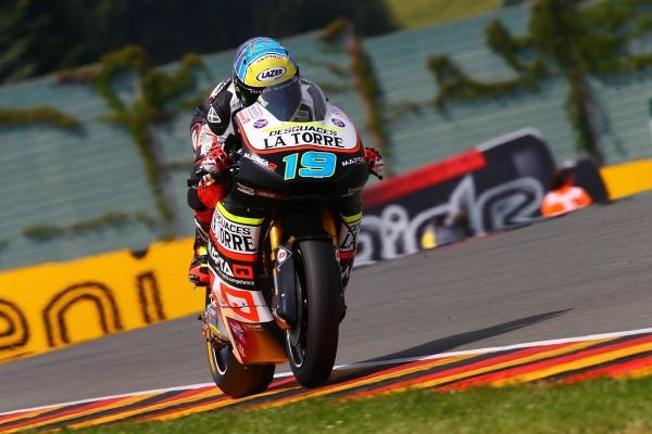 Simeon, Moto2, German MotoGP 2013
