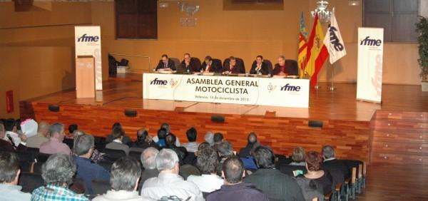 Asamblea General RFME 2013 Valencia 1-12-2013
