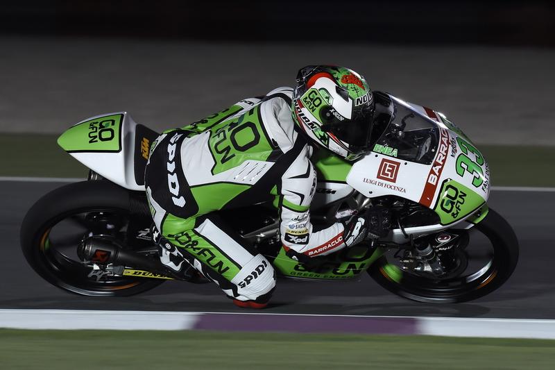 Gran Premio de Qatar 2014 - Día 2