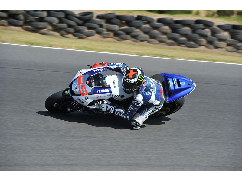Test MotoGp Moto 2 Phillip Island