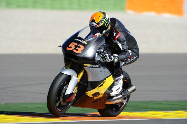 Rabat, Valencia Moto2 Test Feb 2014