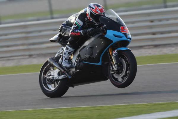 Test WSBK Jerez