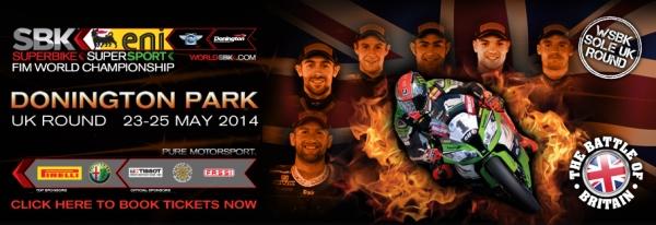 Horarios Superbikes Donington Park