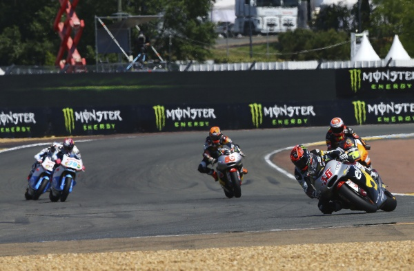Kallio, Moto2 race, French MotoGP 2014