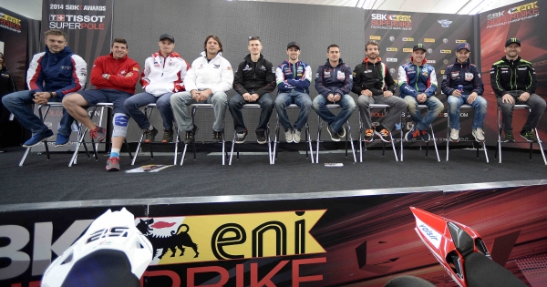 Superbikes Donington