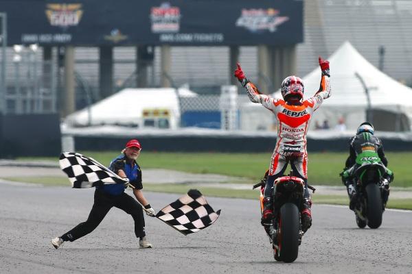 10 GP Indianapolis 7, 8, 9 y 10  de agosto de 2014
