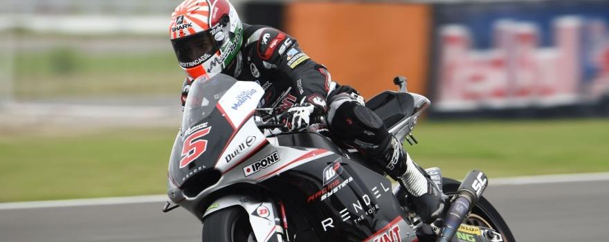Zarco, Argentine Moto2 2015