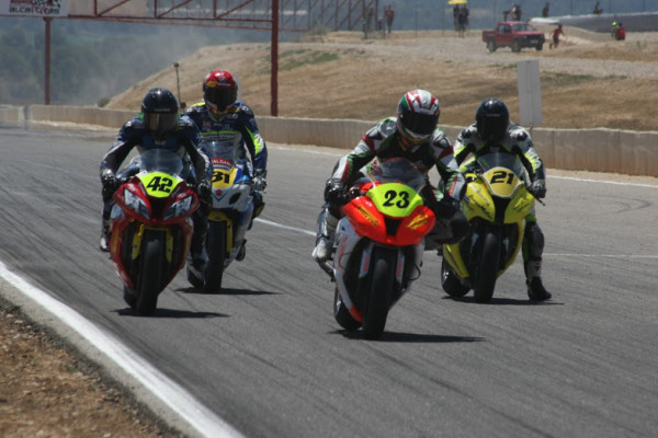 SUNDAY WARM UP RACES ALCARRAS 2015 COPA 1020