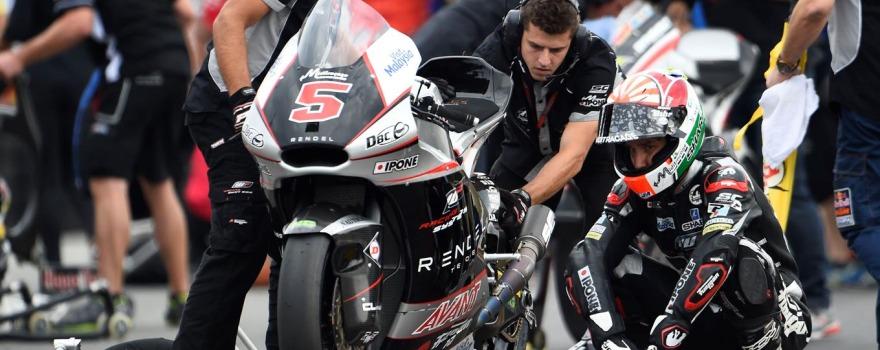 Zarco, Czech Moto2 Race 2015
