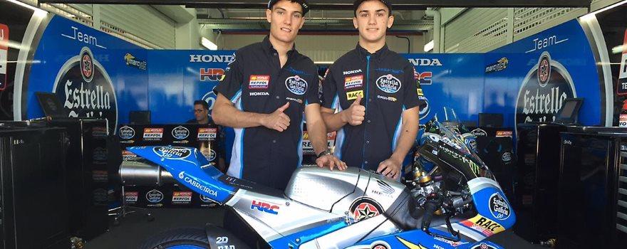 Navarro, Moto3, Malaysian MotoGP 2015