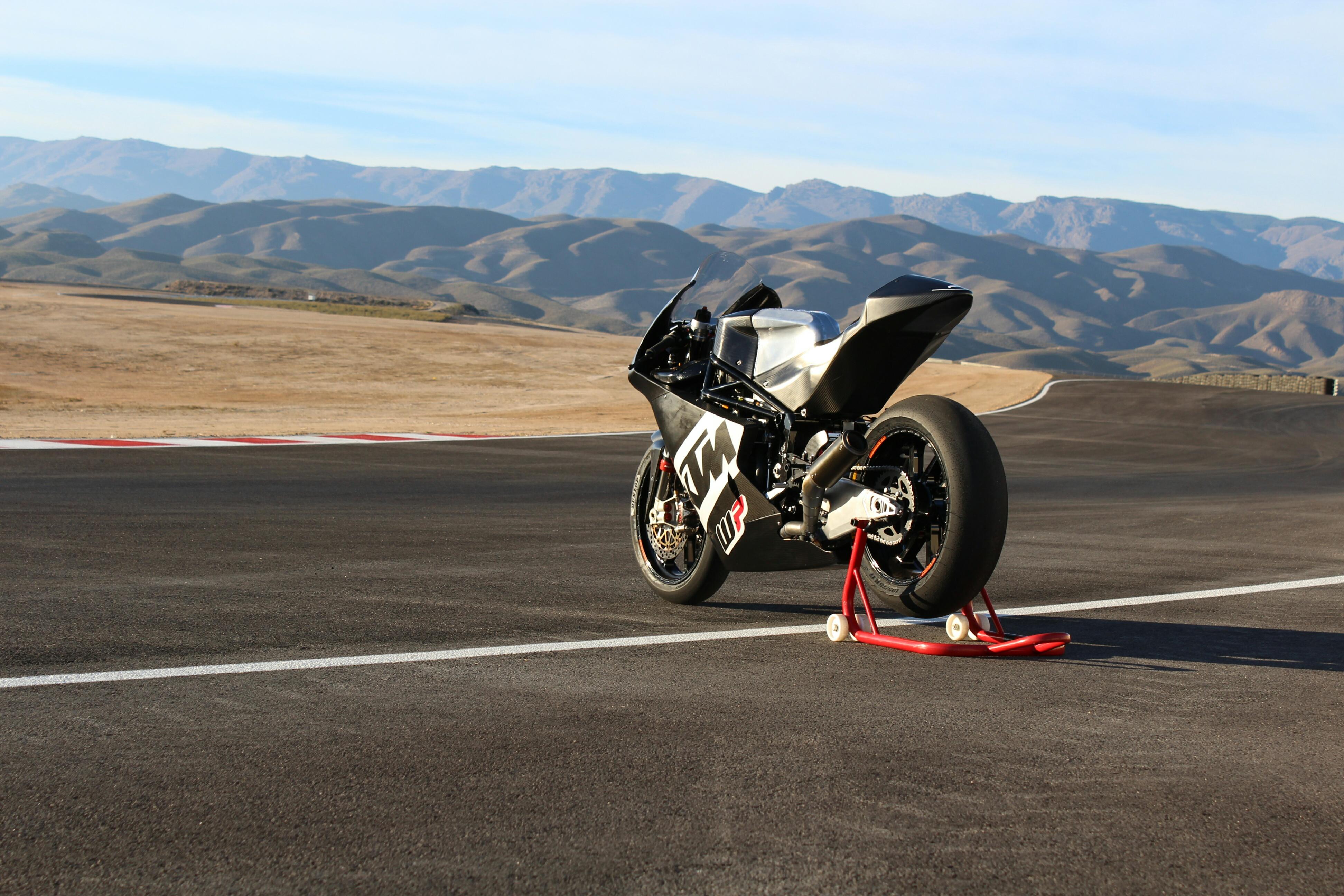 WP-KTM Moto2 Almeria 2016