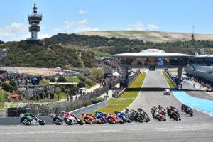 StartMotoGP GP Spain 2016 (Circuit Jerez)22-24/04