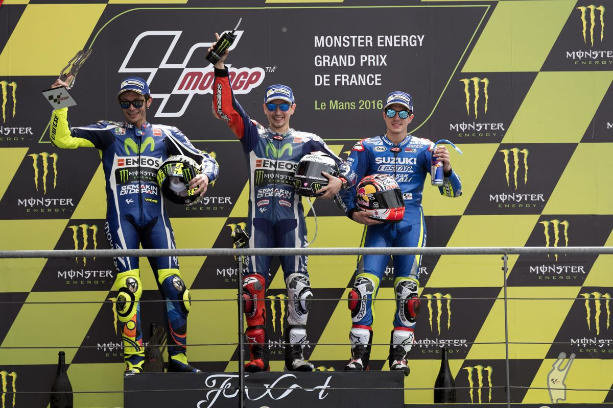 Podium-LeMans