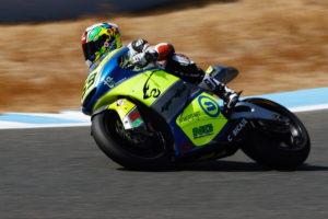 Louis Rossi MRGriful FIM CEV Jerez