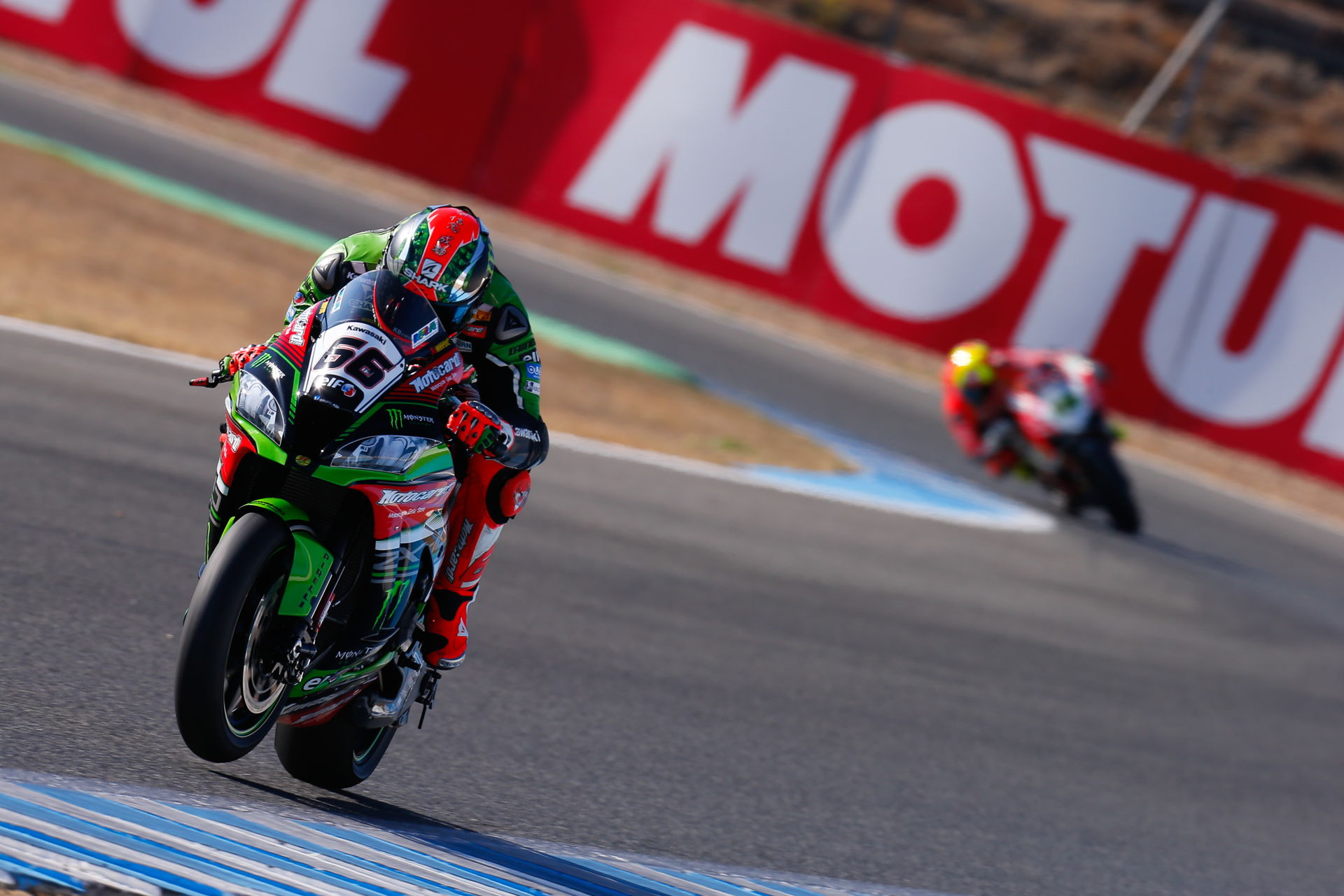 Tom Sykes WorldSBK Jerez