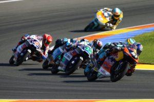 Gran Premio Comunitat Valenciana Moto3