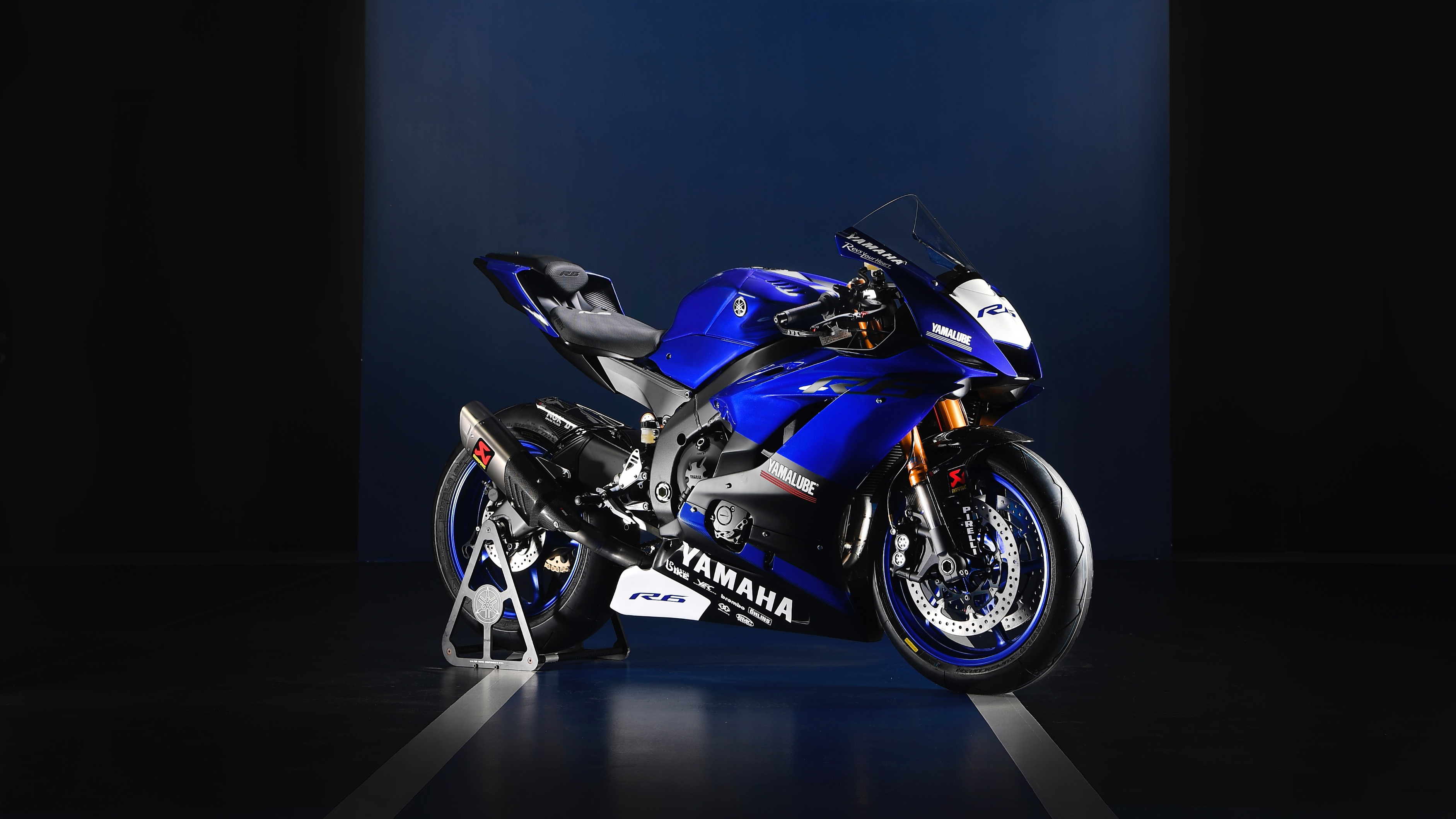 Yamaha R6 2017 Supersport