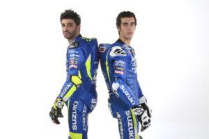 Team Suzuki MotoGP 2017 Riders Iannone and Rins-002
