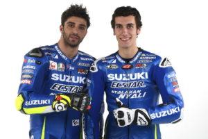 Team Suzuki MotoGP 2017 Riders Iannone and Rins-004