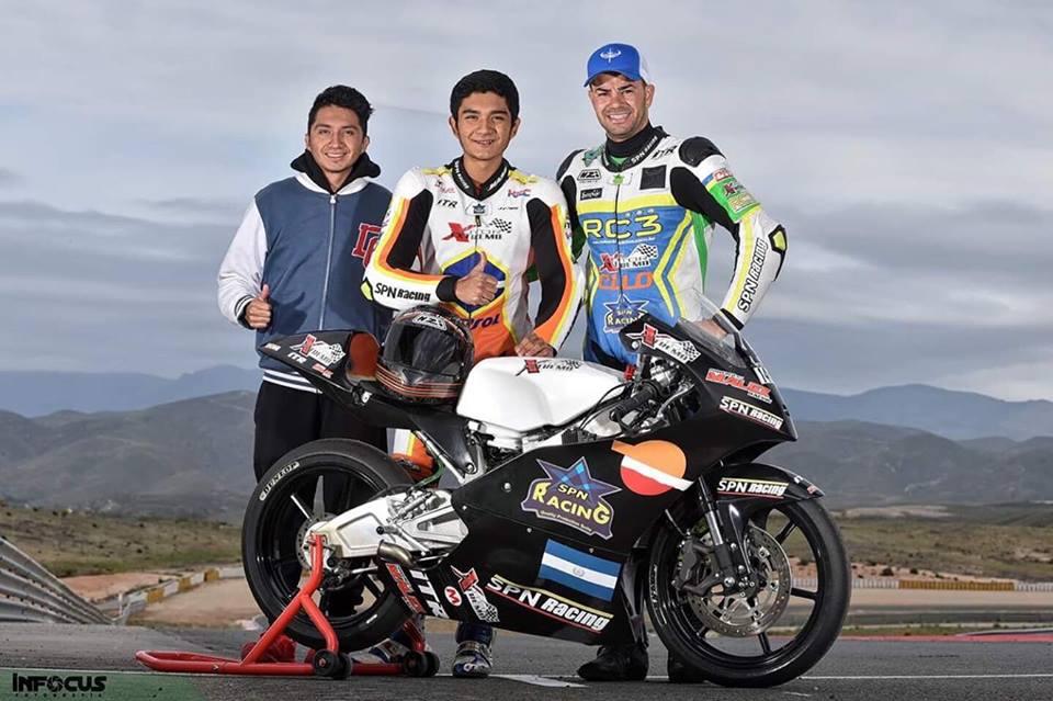 Kevin Olmedo SPN Racing